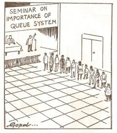 seminar on Queue